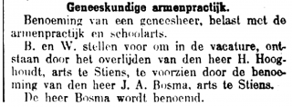 1929 29.03 raadsvergadering Leeuwarderadeel 28.03.1929 armenpractijk
