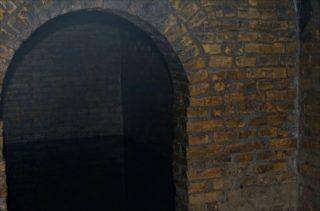 Regenwaterkelder binnenzijde