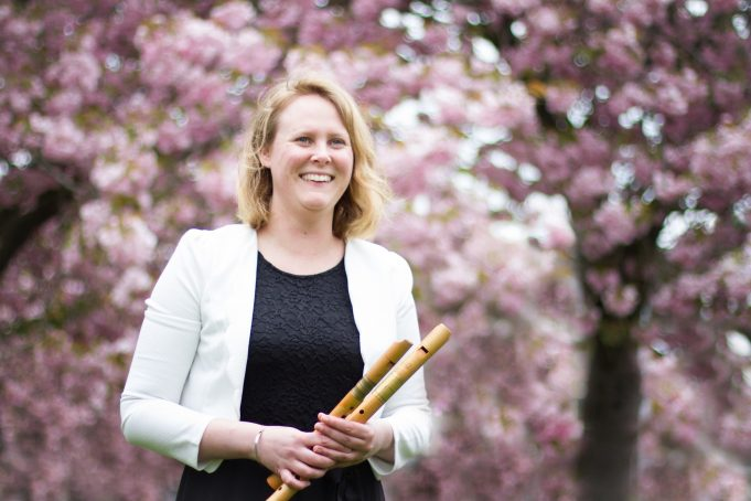 Anneke Hoekman. Foto: rezien