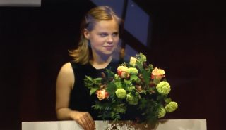 Diamanda Dramm wint Dutch Classical Talent Award.