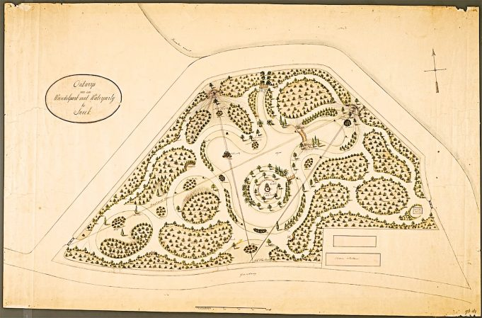 G. Vlaskamp Wilhelminapark Sneek