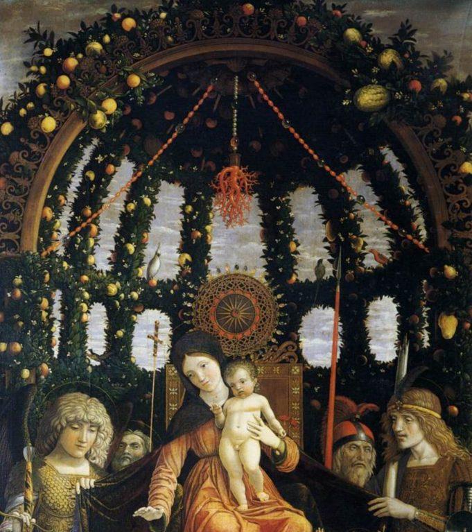 Andrea Mantegna, Madonna van de overwinning