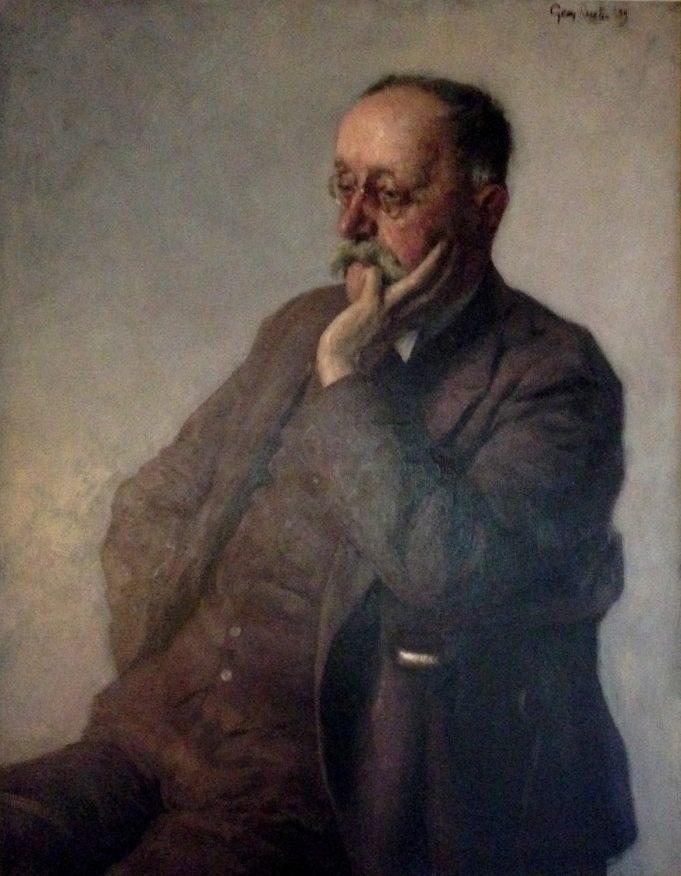 Portret van R.J. de Stoppelaar