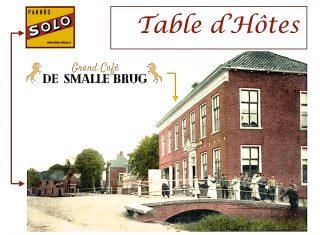 Table d'Hôtes De Smalle Brug Stiens