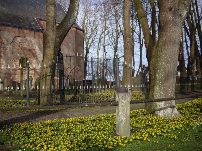 Stiens Kerkhof