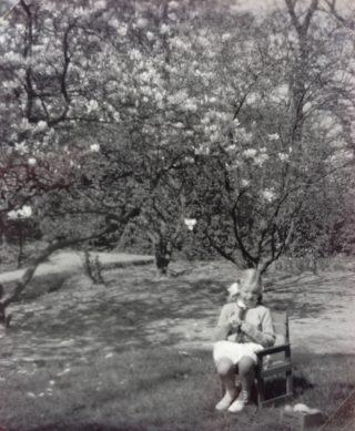 Warmond Pastorie 1955