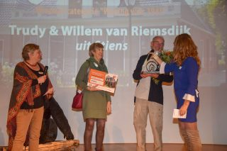 Uitreiking juryprijs 'Duurzaamste huis van Nederland 2018'