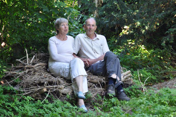 Willem van Riemsdijk en Trudy van Riemsdijk-Zandee